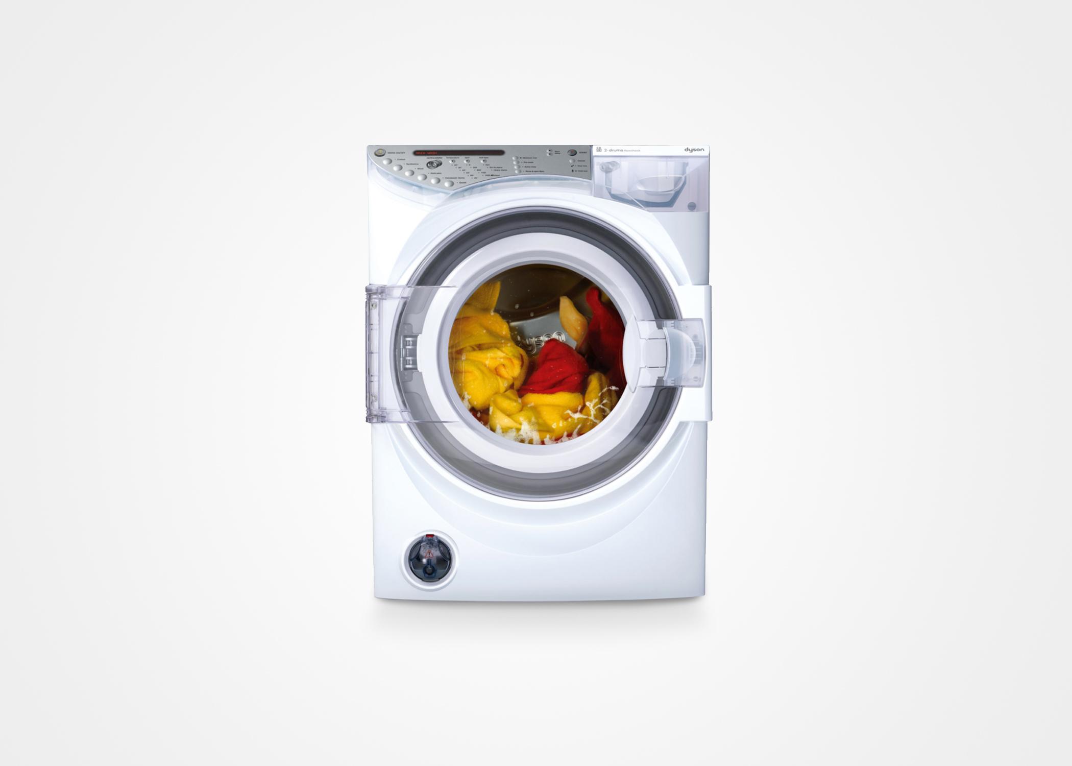 Reviving revolution in washing